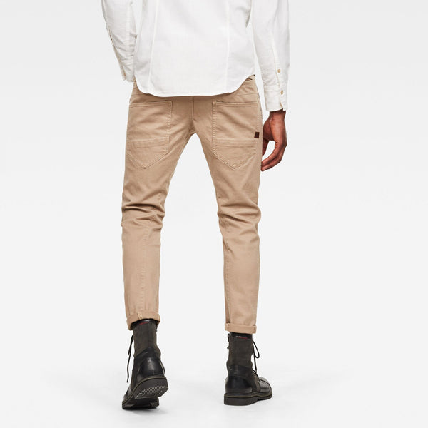 G-Star Raw D-Staq 3D Slim Pants - 3rd Base Urban