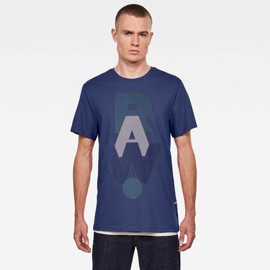 G-Star Raw RAW. Graphic T-Shirt D17651-B353-1305