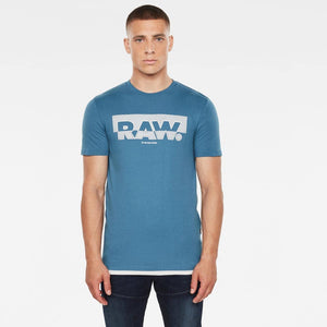 G-Star Raw RAW. Graphic Slim T-Shirt D17689-336-864