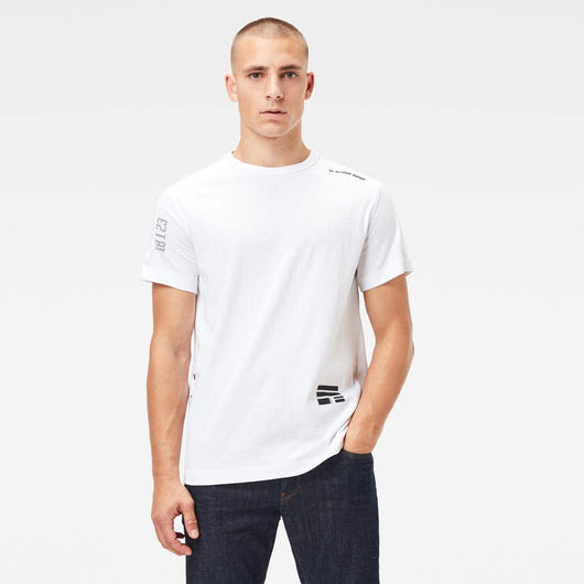 G-Star Raw Korpaz Multi Logo T-Shirt D18195-C336-110