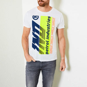 Petrol Industries Neon T-Shirt M-3000-TSR656-0000