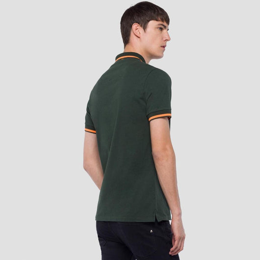Replay Stretch Piquet Polo/Golf Shirt M3685A.000.20623