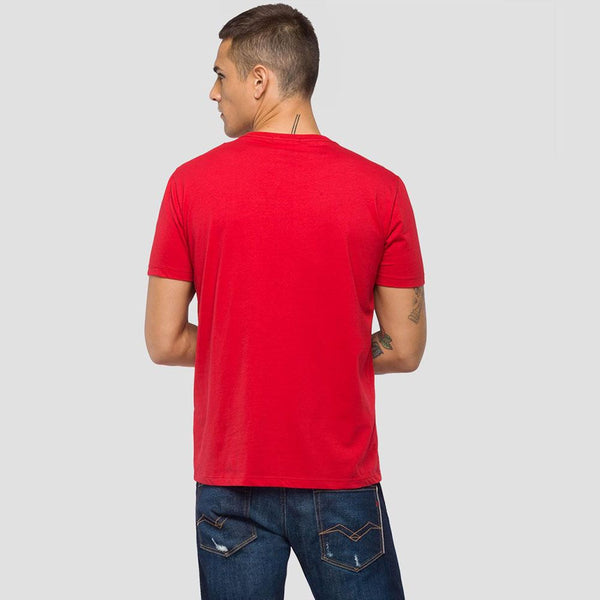 Replay Chronicle Deluxe Red T-Shirt M3725