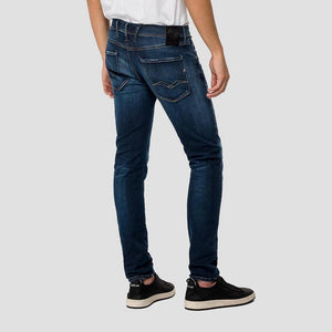 Replay Anbass Hyperflex Bio Slim-Fit Jeans M914Y.000.661A04.007