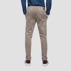 Replay Zeumar Slim Fit Hyperflex Chinos M9627L.000.8166197
