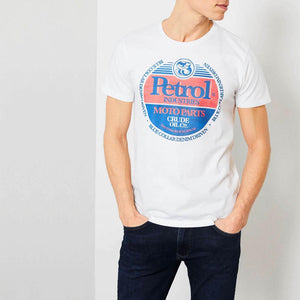 Petrol Industries T-Shirt with Artwork M-1000-TSR600-0000