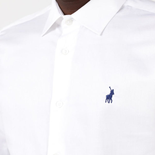 Polo-Custom Fit Greig Shirt P6002015110400506-Shirt-P0400506025A06