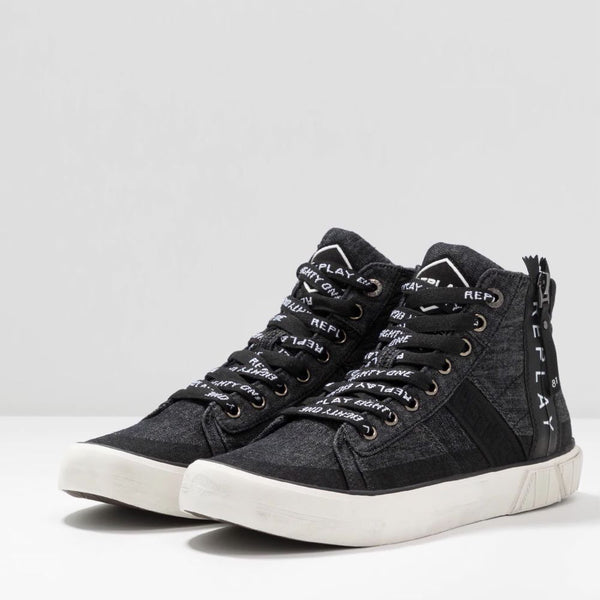 Replay Casel Mid Cut Sneakers RV760019T-0003