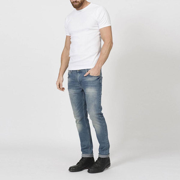 Petrol Industries Tymore Tapered Jeans - 3rd Base Urban
