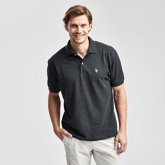 US Polo Assn Small Logo Polo Shirt USLPM-46-627