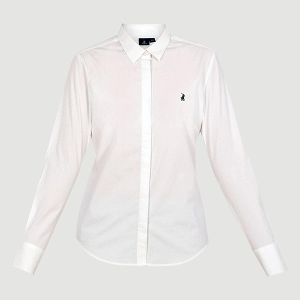 Polo Amber LS Concealed Front Shirt - 3rd Base Urban