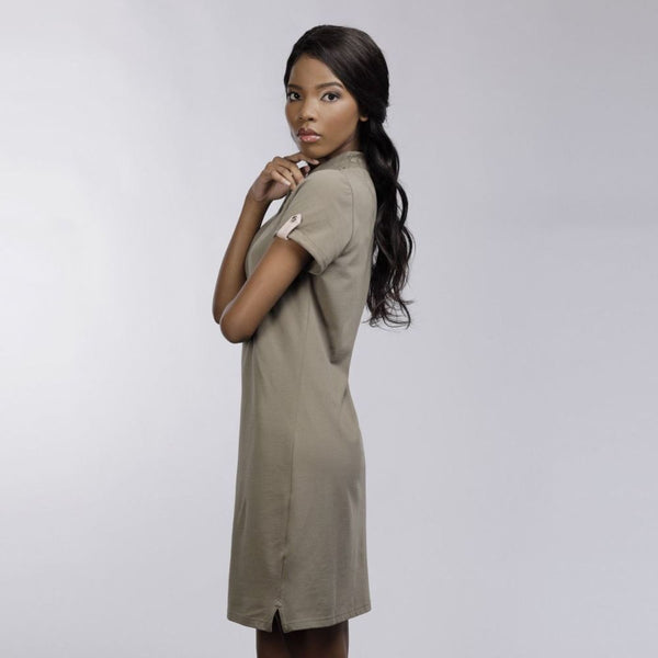 Polo Molly Crest Golfer Dress - 3rd Base Urban