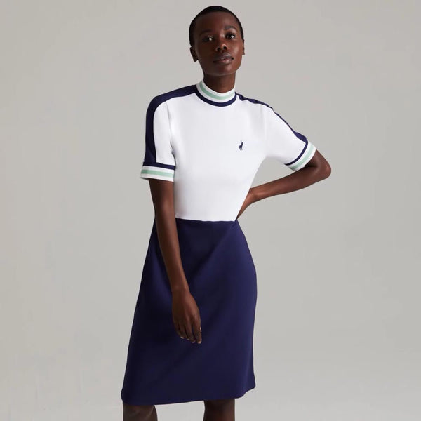 Polo Buhle High Neck Golfer Dress P6002027316010514