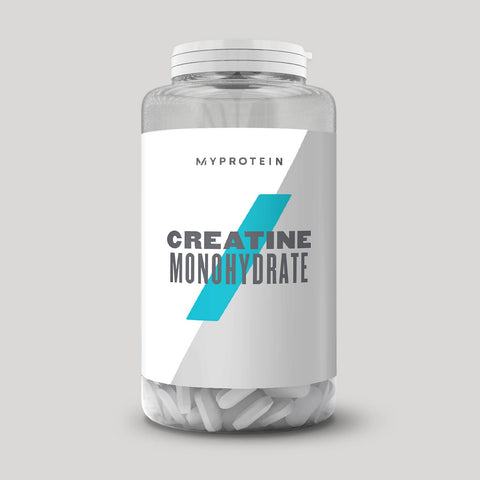 Creatine Monohydrate Tablets -250 Tab - Gym Freak Supplements