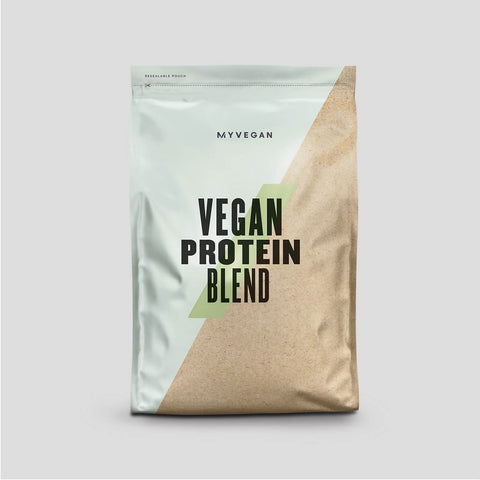 Vegan Protein Blend - Gym Freak Supplements