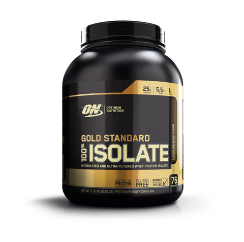 ON Gold Standard 100% Isolate - [Gym Freak Supplements]