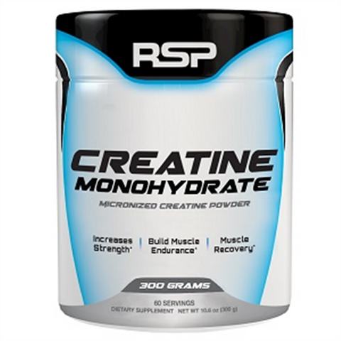 RSP Creatine - Gym Freak Supplements