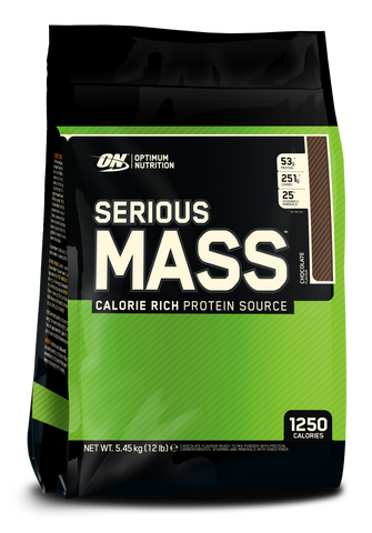 ON SERIOUS MASS - [Gym Freak Supplements]