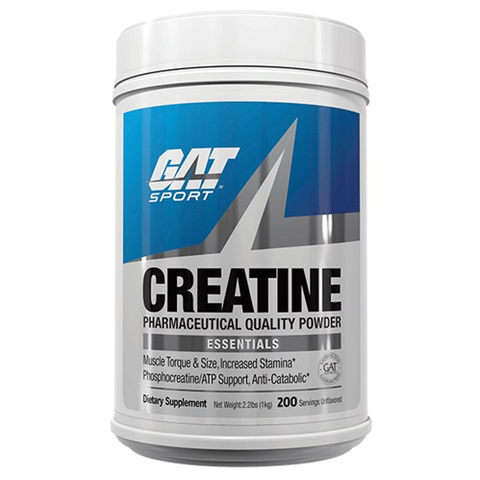 GAT Sport Creatine Monohydrate - Gym Freak Supplements