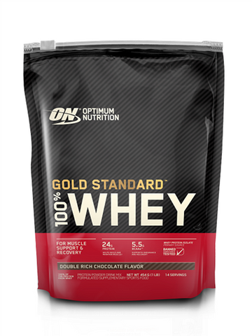 ON Gold Standard Whey 1LB - Gym Freak Supplements