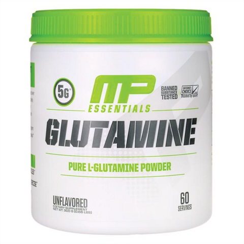 MusclePharm Glutamine Powder - Gym Freak Supplements