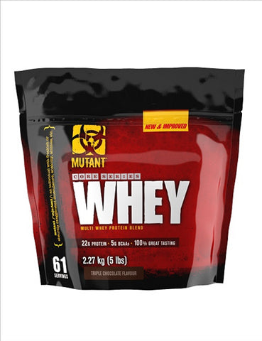 Mutant Whey Protein - Gym Freak Supplements
