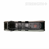 Strength+ Pro Weight Lifting Leather Belt 4'' - [Gym Freak Supplements]