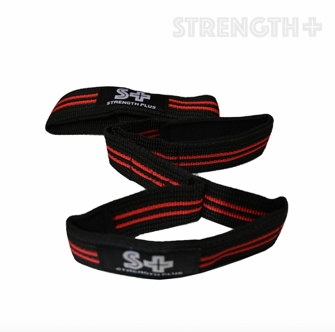Strength+ Figure 8 Lifting Straps - [Gym Freak Supplements]
