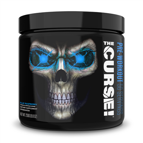 JNX Sports The Curse! Pre Workout - Gym Freak Supplements