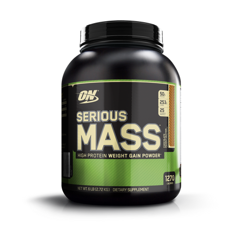 ON SERIOUS MASS - Gym Freak Supplements