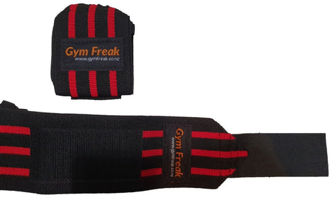WRIST WRAPS - [Gym Freak Supplements]