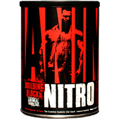 UNIVERSAL ANIMAL NITRO 30 PAK - Gym Freak Supplements