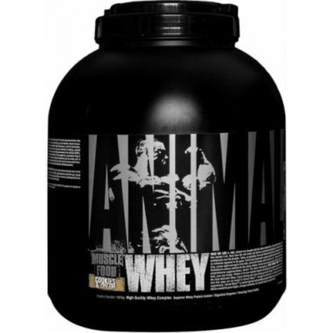 Animal Whey Protein 4lb - [Gym Freak Supplements]