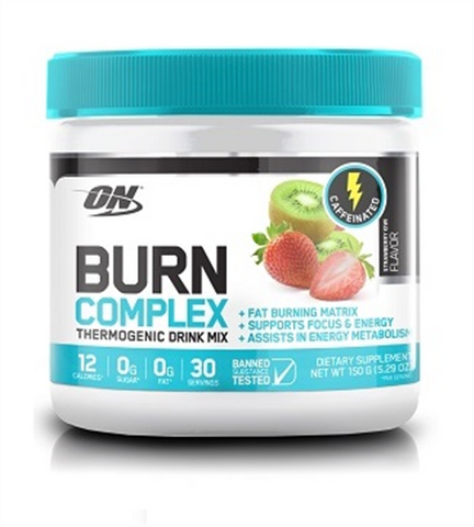 Optimum Nutrition Burn Complex Stimulant - Gym Freak Supplements
