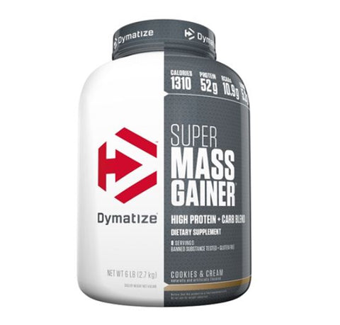 Dymatize Super Mass Gainer - Gym Freak Supplements