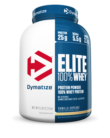 Dymatize Elite 100% Whey Protein - [Gym Freak Supplements]