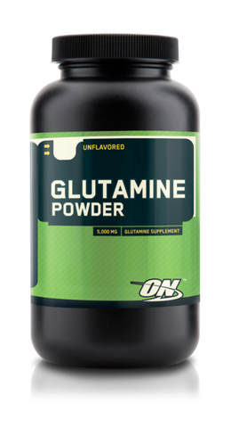 Optimum Nutrition Glutamine Powder - Gym Freak Supplements