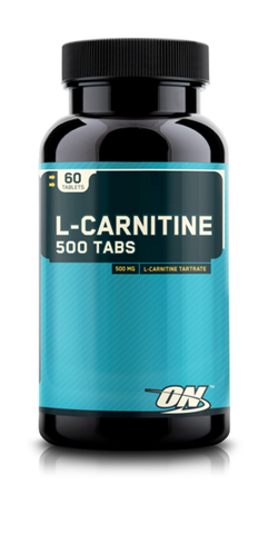 Optimum Nutrition L-Carnitine - Gym Freak Supplements