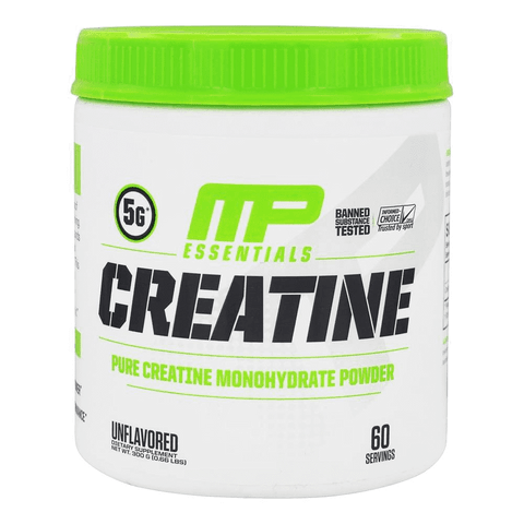 MUSCLEPHARM CREATINE 300G - Gym Freak Supplements