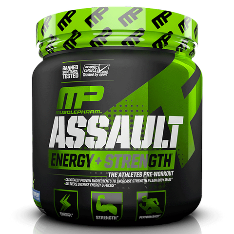 MusclePharm Assault Sport - Gym Freak Supplements