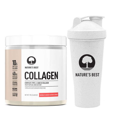 Natures Best Collagen Supplement + Free Gift - Gym Freak Supplements