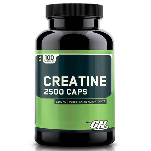 Optimum Nutrition Creatine Caps - Gym Freak Supplements