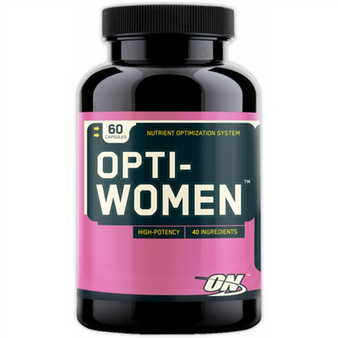 Optimum Nutrition Opti-Women - Gym Freak Supplements