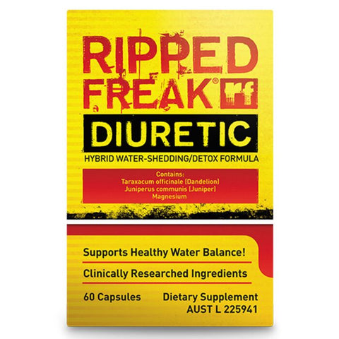 PHARMAFREAK RIPPED FREAK DIURETIC - Gym Freak Supplements
