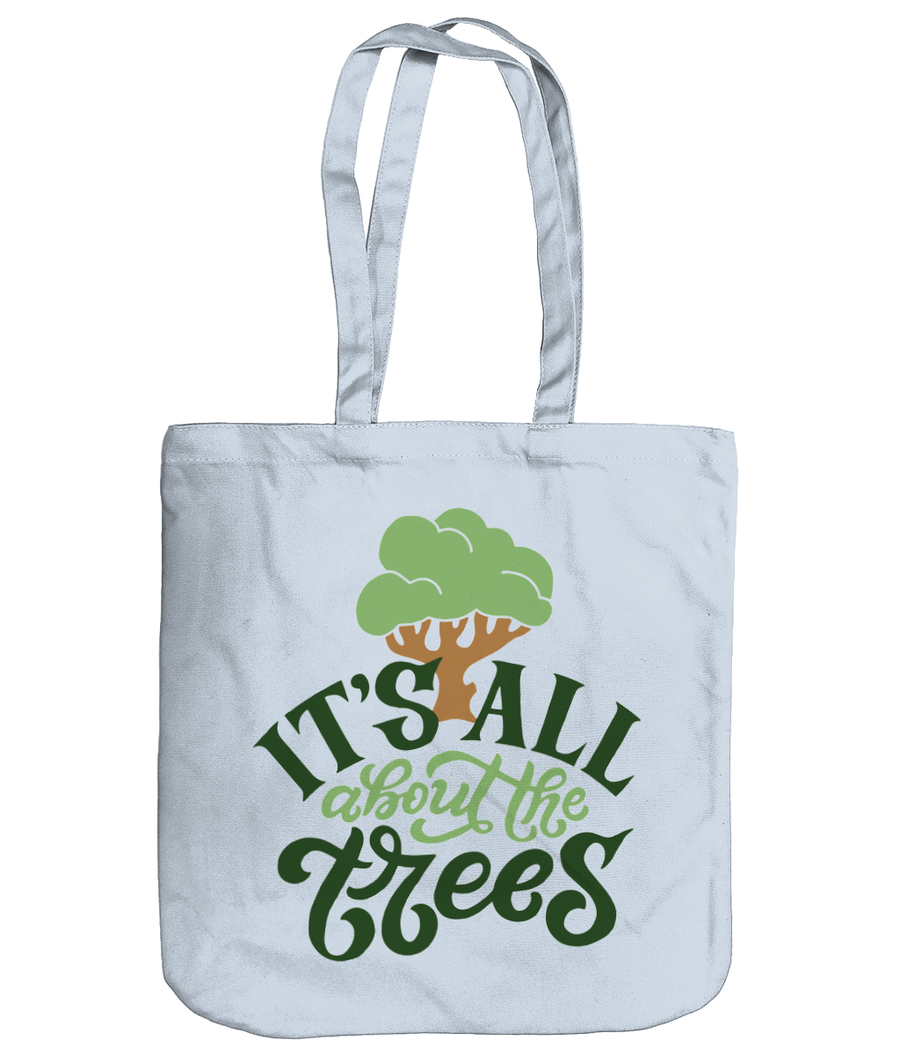 It's All About The Trees EarthAware Organic Spring Tote