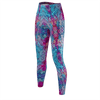 Galactic Vibrations Unalome recycled Leggings