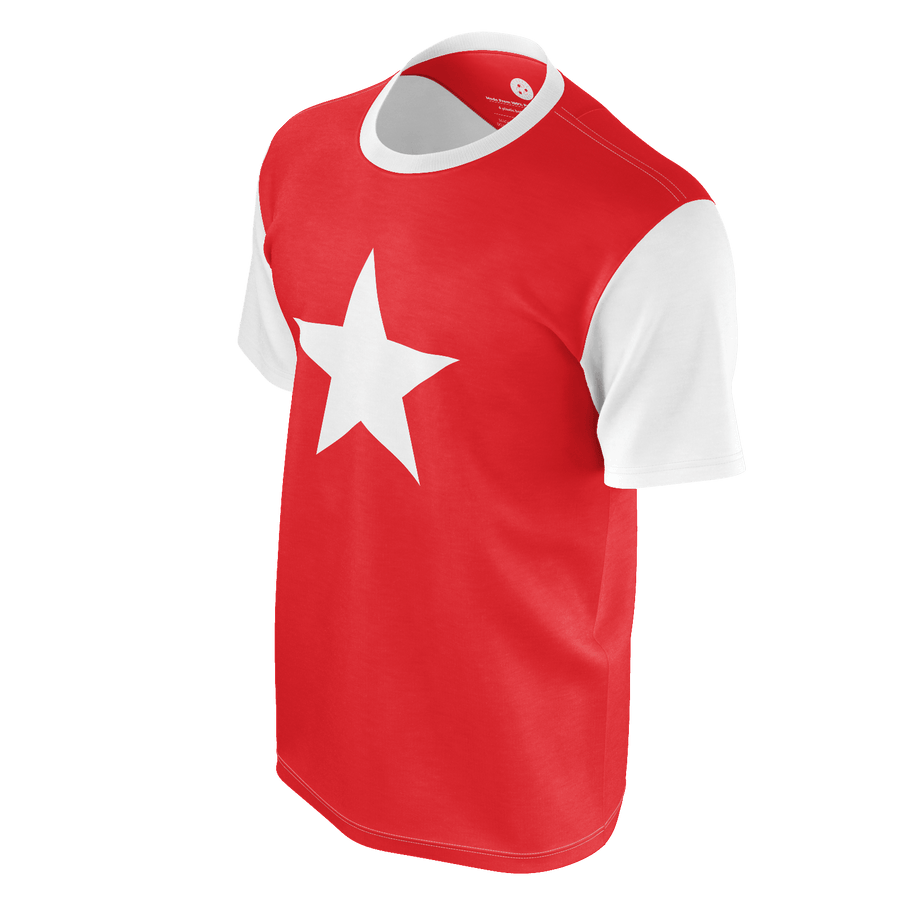 Red Star RPET Tee