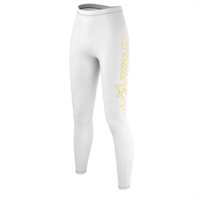 Pure Soul Unalome Recycled polyester Leggings