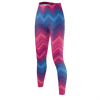 Zig Zag Recycled Poly Leggings