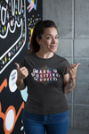 Make a Positive Choice - Women's Slim-Fit Jersey T-Shirt